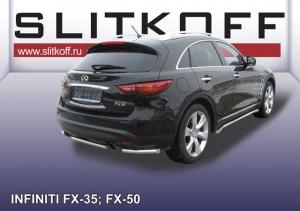 INFINITI FX-35;FX-50 (2008)-Уголки d57